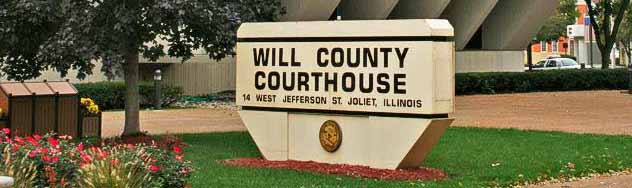 Will county il adult correctional facility acres