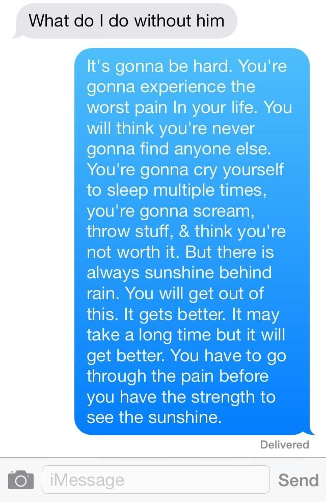 Advice for a friend after a breakup