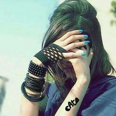 Cool profile picture for girls