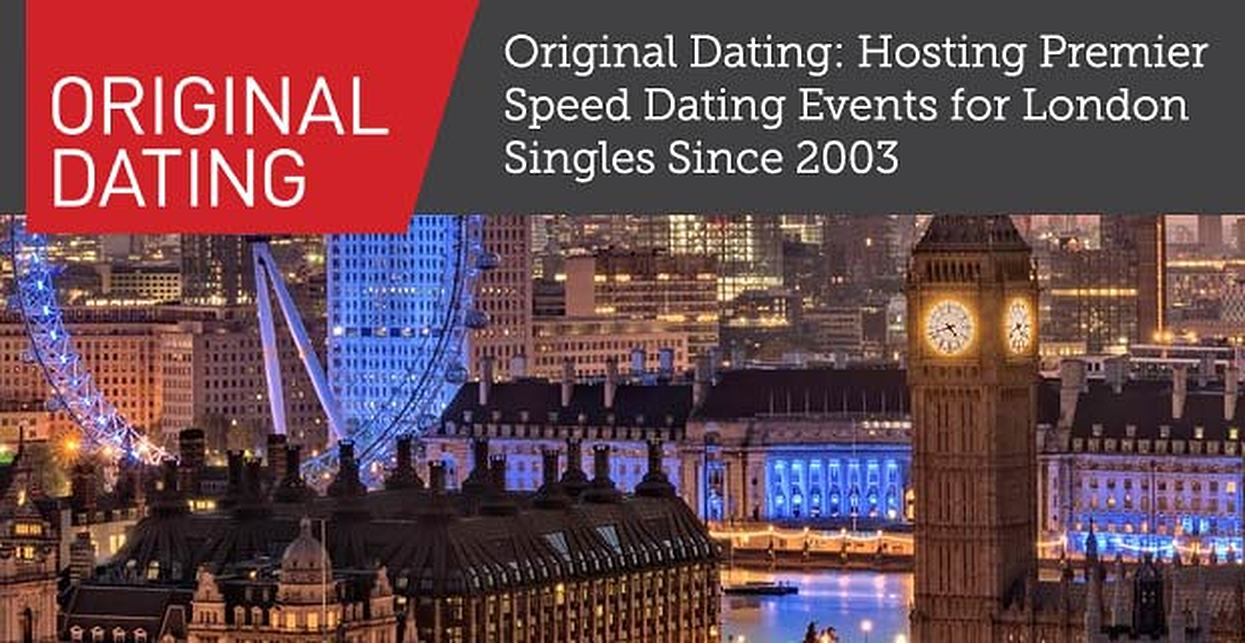Hosting a speed dating event