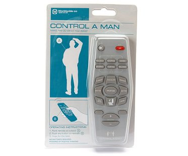 How to control a man