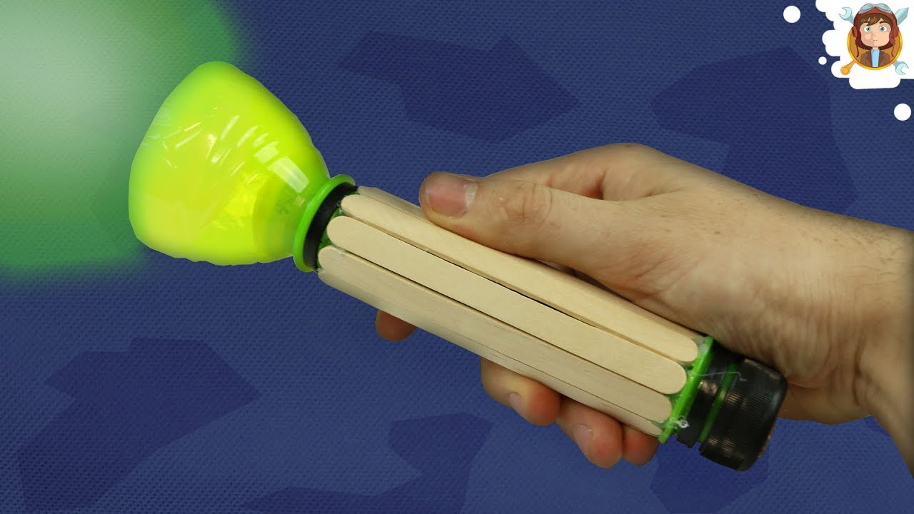 How to make a flashlight toy